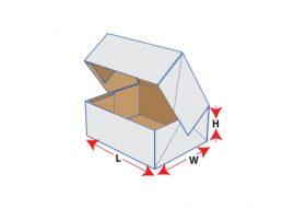 Regular Six Corner Box