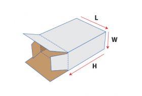 Tissue Box Seal End