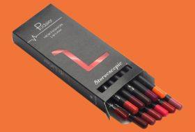 Custom Lip Liner Boxes