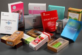 Amp up your cosmetic products with personalized packaging