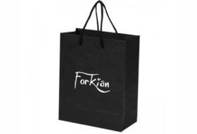 Custom Cosmetic Paper Bags