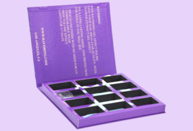 Custom Cosmetic Palette Boxes
