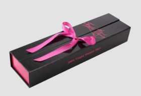 Custom Foldable Hair Extension Boxes