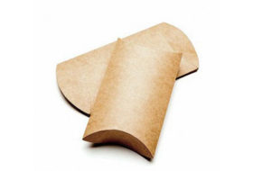 Custom Kraft Pillow Soap Boxes
