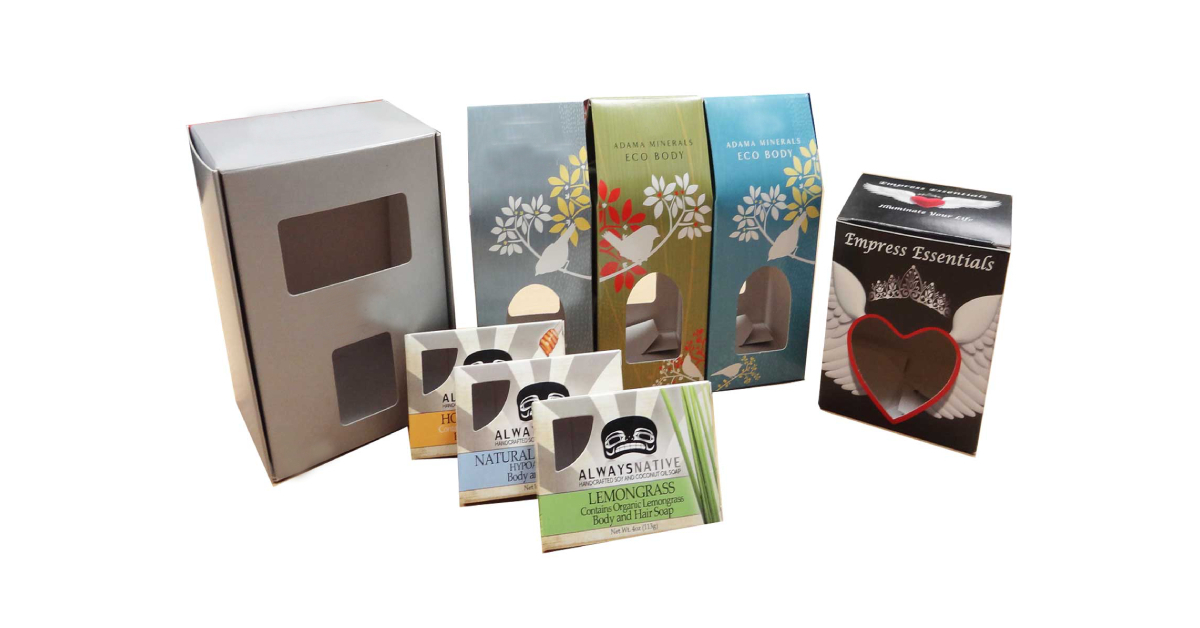 Cosmetic Window Boxes