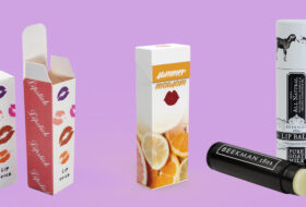 How to design effective packaging for lip balm