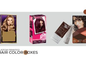 Custom Printed Hair Color Boxes: The Right Choice for Your Hair Colors