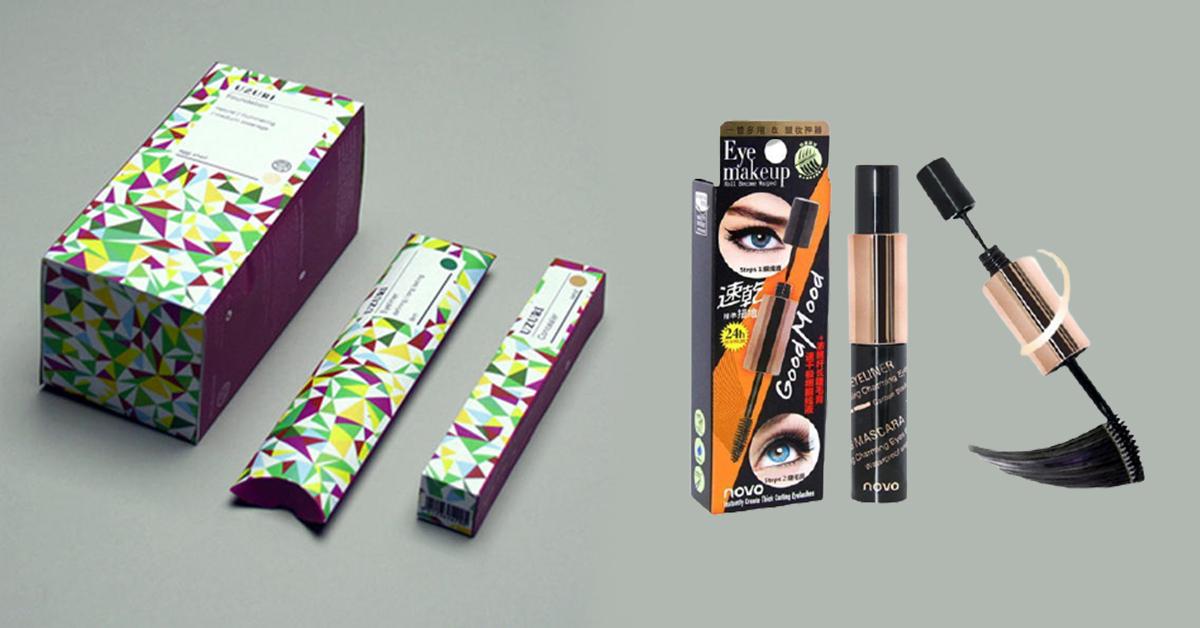 Mascara Boxes Packaging