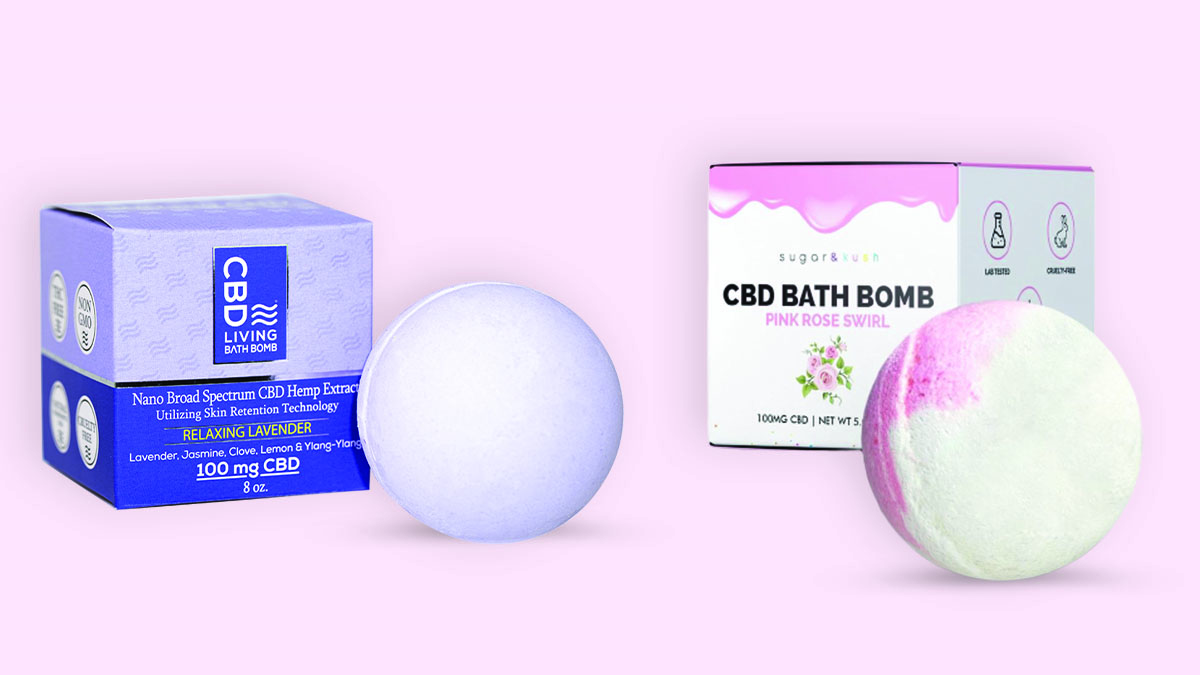 bath Bomb Boxes Wholesale
