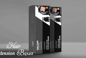 Earn Customers' for Your Hair Extensions By Offering Them In Customized Packaging: