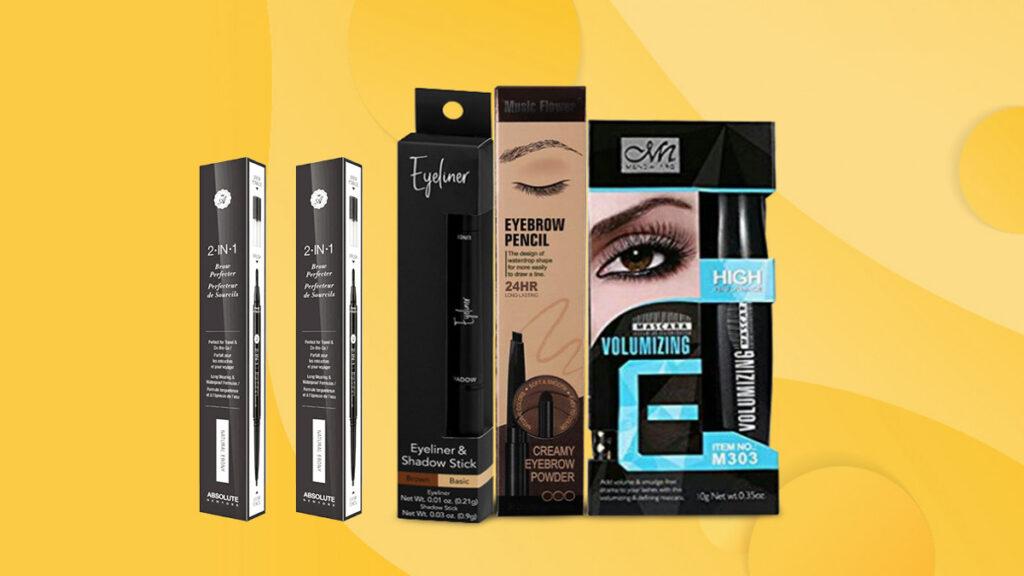 Eyeliner Packaging Boxes Wholesale