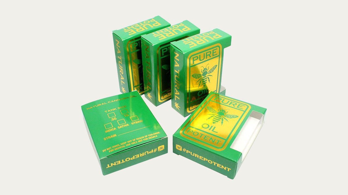 Custom Printed Wax Boxes